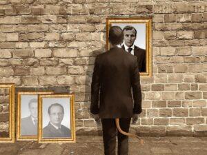 lo specchio di Dorian Gray